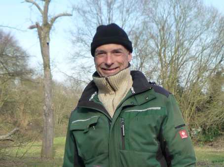 Gärtnermeister Marcus Nitzsche